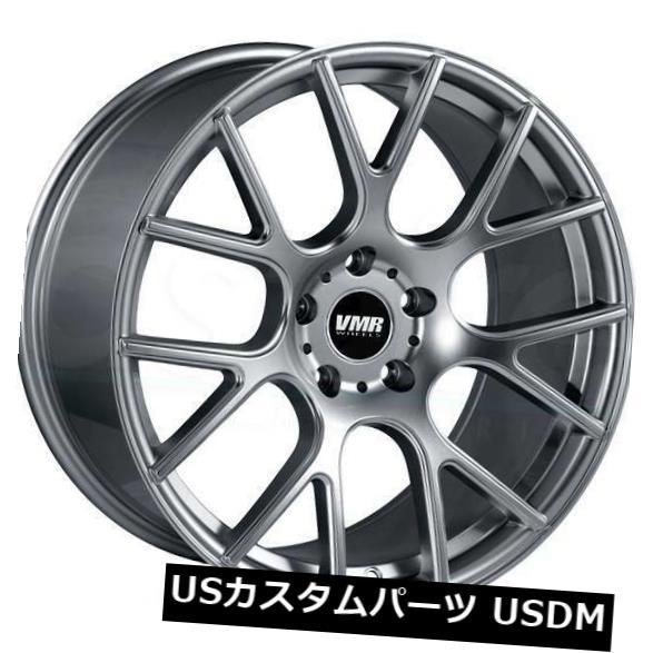 <title>車用品 バイク用品 >> タイヤ ホイール 海外輸入ホイール 4-新しい18インチVMR 売れ筋 V810ホイール18x9.5 5x114.3 33ガンメタルリム 4-New 18