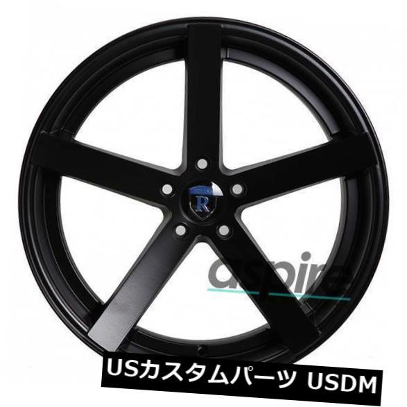 【半額】 海外輸入ホイール 15 4-New 20 Black