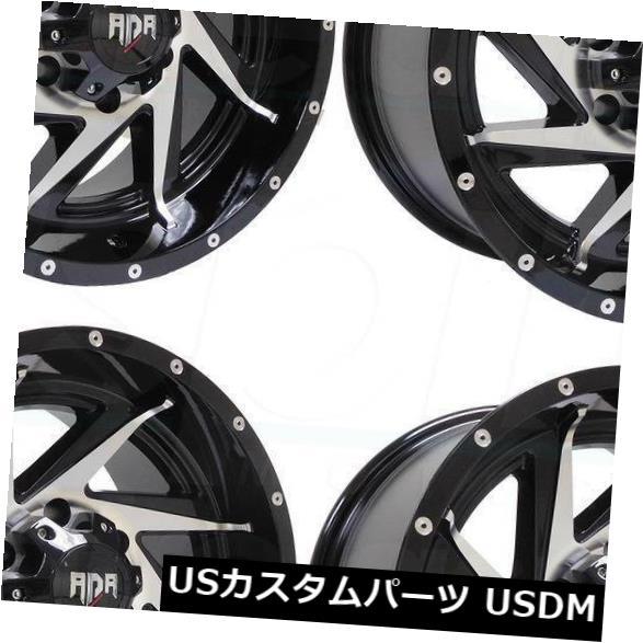 日本に 海外輸入ホイール RD13 20x12 RDR RD13 6x5.5/ Black 6x139.7 -44ブラックマシンホイールリムセット(4) 20x12 RDR RDR RD13 6x5.5/6x139.7 -44 Black Machine Wheels Rims Set(4), EXTRA ISSUE:9e740a07 --- anekdot.xyz