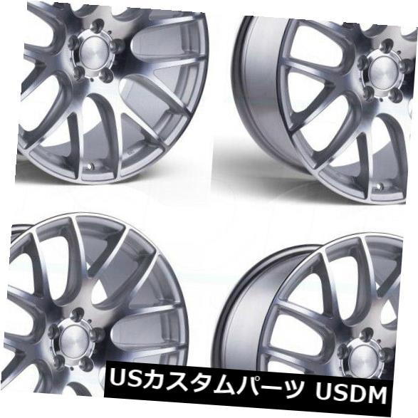 【待望★】 海外輸入ホイール Silver 18x8.5/ 18x9.5 3SDM 3SDM 0.01 0.01 5x100 35/35シルバーホイールリムセット(4) 18x8.5/18x9.5 3SDM 0.01 5x100 35/35 Silver Wheels Rims Set(4), 豊平区:c3b70172 --- pwucovidtrace.com