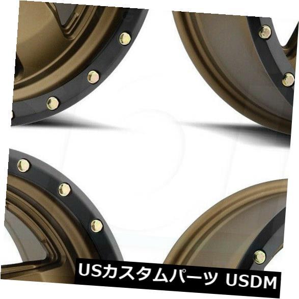 公式の店舗 海外輸入ホイール 17x9 17x9 Raceline 937BZ 937BZ Combat 6x135 0ブロンズホイールリムセット(4) 17x9 Raceline Set(4) 937BZ Combat 6x135 0 Bronze Wheels Rims Set(4), セレクトショップAny:d9dbec55 --- anekdot.xyz