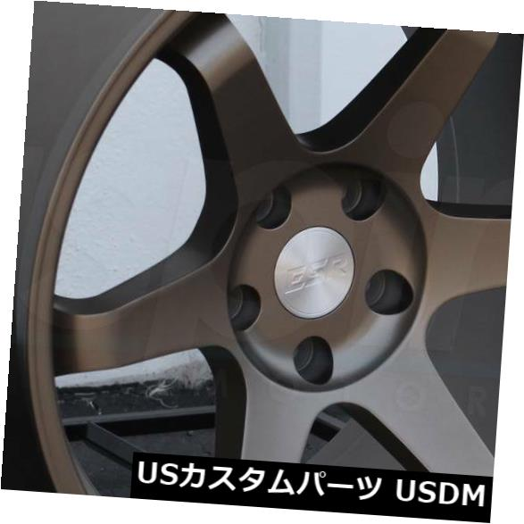 新しい季節 海外輸入ホイール 18x8.5/ ESR 18x10.5 Bronze ESR SR07 SR7 5x120 30 5x120/22ブロンズホイールリムセット(4) 18x8.5/18x10.5 ESR SR07 SR7 5x120 30/22 Bronze Wheels Rims Set(4), いいものいっぱい家具屋姫:7c66b79c --- bellsrenovation.com