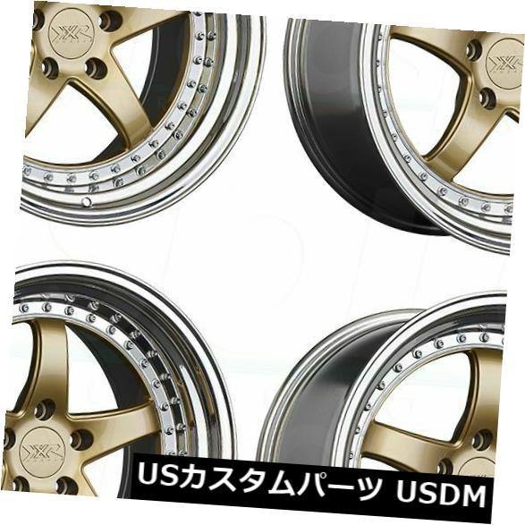 かわいい! 海外輸入ホイール 18x8.5 XXR 565 565 5x114.3 20 Hyper Gold Set(4) Platinum 5x114.3 Lip Wheels Rims Set(4) 18x8.5 XXR 565 5x114.3 20 Hyper Gold Platinum Lip Wheels Rims Set(4), 福山市:9175feb3 --- avpwingsandwheels.com