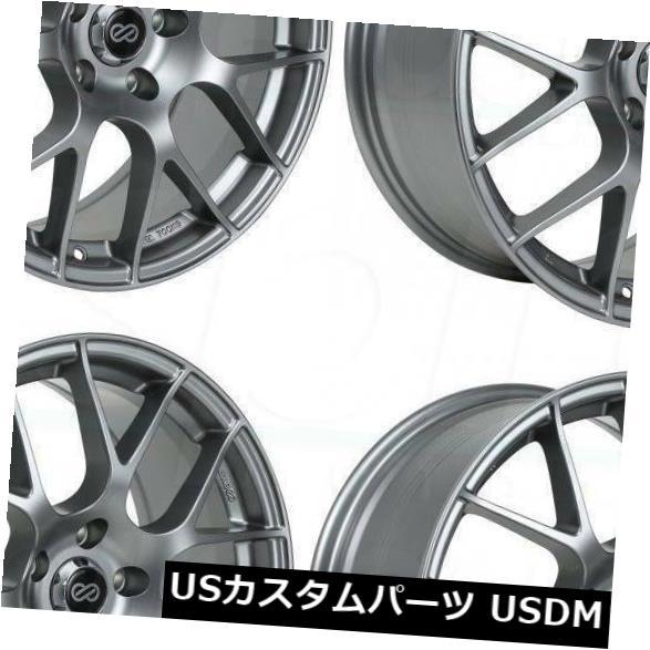 【当店一番人気】 海外輸入ホイール 18x8 42 Paint Enkei Raijin 5x120 42 Gunmetal Paint Wheels Set(4) Rims Set(4) 18x8 Enkei Raijin 5x120 42 Gunmetal Paint Wheels Rims Set(4), パストラルフラワー:df81824e --- ecommercesite.xyz