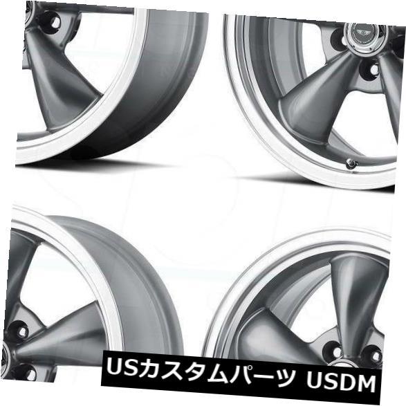 日本限定 海外輸入ホイール 18x10 Set(4) AR105 Torq Thrust M Torq 5x114.3/ 5x4.5 5x114.3 45ガンメタルリップホイールセット(4) 18x10 AR105 Torq Thrust M 5x114.3/5x4.5 45 Gunmetal Lip Wheels Set(4), SANKEN:e885b6dc --- booking.thewebsite.tech