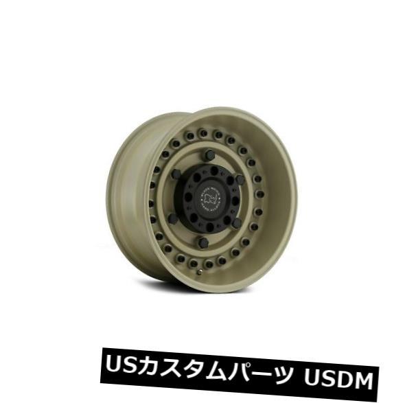 【予約受付中】 海外輸入ホイール 17x9.5ブラックライノアーモリー5x5 / 5x127 -18サンドホイールリムセット(4) 17x9.5 Black Rhino Armory 5x5/5x127 -18 Sand Wheels Rims Set(4), MEX ONLINE STORE 79a1eed7