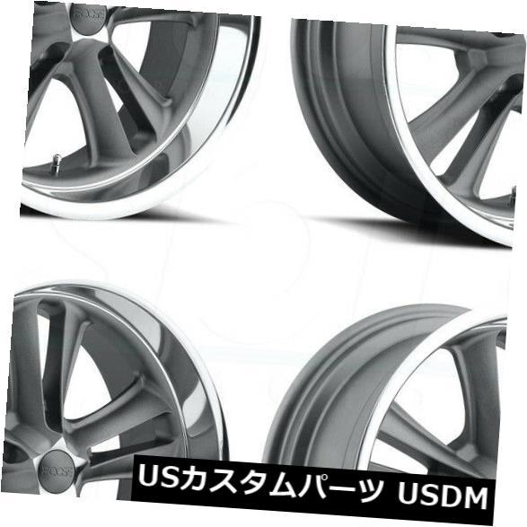 『2年保証』 海外輸入ホイール Rims 17x8 Foose Knuckle F099 F099 5x4.75/ 5x120.6 5 Wheels 1 GunMetal Wheels Rims Set(4) 17x8 Foose Knuckle F099 5x4.75/5x120.65 1 GunMetal Wheels Rims Set(4), 超特価SALE開催!:69d00f77 --- anekdot.xyz