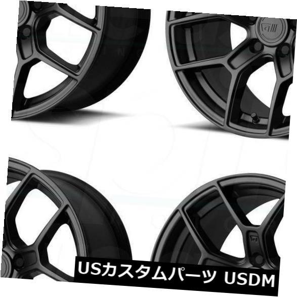 2021高い素材  海外輸入ホイール 18x8.5 18x8.5 35 Motegi MR133 5x120 35サテンブラックホイールリムセット(4) 18x8.5 Motegi Set(4) MR133 5x120 35 Satin Black Wheels Rims Set(4), プロツールショップヤブモト:eb6ec5d7 --- sitemaps.auto-ak-47.pl