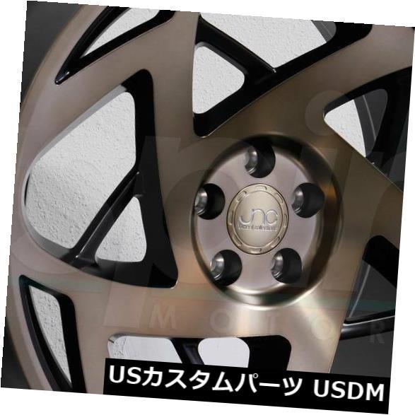 【送料関税無料】 海外輸入ホイール Wheel 19x9.5/ 19x10.5 JNC 047 JNC JNC047 Face 5x112 35/30マットブラックブロンズフェイスホイールRセット(4) 19x9.5/19x10.5 JNC 047 JNC047 5x112 35/30 Matte Black Bronze Face Wheel R set(4), スタイルスタイル:cb549490 --- ecommercesite.xyz