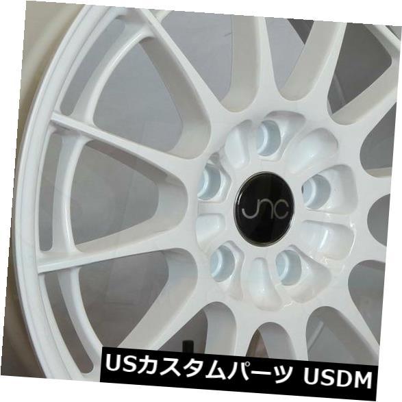 高質で安価 海外輸入ホイール 19x9.5 White/ 033 19x11 JNC 033 JNC033ブランク35/25ホワイトホイールリムセット(4) JNC 19x9.5/19x11 JNC 033 JNC033 Blank 35/25 White Wheel Rims set(4), ソムリエ@ギフト:2785a28f --- anekdot.xyz