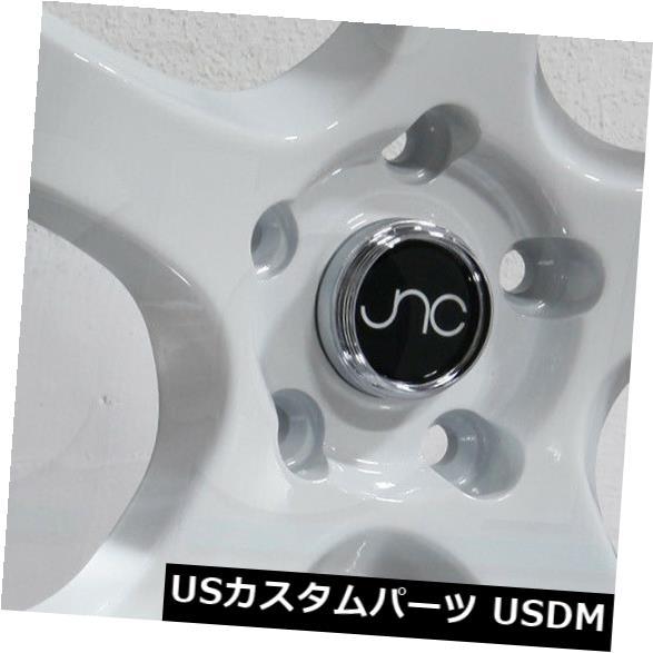 【最安値挑戦】 海外輸入ホイール 017 19x9.5/ 19x10.5 JNC 017 JNC017 Wheel 19x9.5/19x10.5 5x114.3 22/25ホワイトマシンリップホイールNew set(4) 19x9.5/19x10.5 JNC 017 JNC017 5x114.3 22/25 White Machine Lip Wheel New set(4), ニュールック:523d7a88 --- mibanderarestaurantnj.com