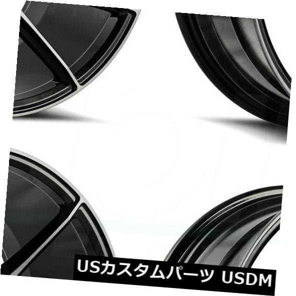 超ポイントアップ祭 海外輸入ホイール 22x9 Savini BM15 5x112 35ブラックティントホイールリムセット(4) 22x9 Savini BM15 5x112 35 Black Tint Wheels Rims Set(4), マニアックホームセンター 11fa6b2c