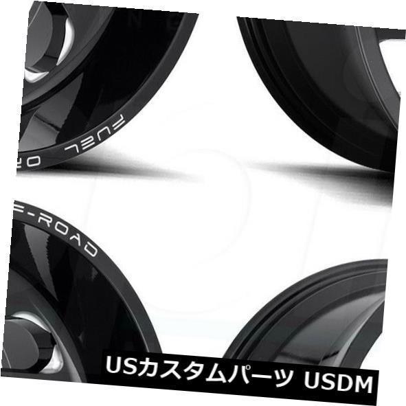 新規購入 海外輸入ホイール 20x12 Fuel Vortex D637 6x5.5 / 6x139.7 -45ブラックミルドホイールリムセット(4) 20x12 Fuel Vortex D637 6x5.5/6x139.7 -45 Black Milled Wheels Rims Set(4), おもしろ通販情報局NET-JTC 7db79300