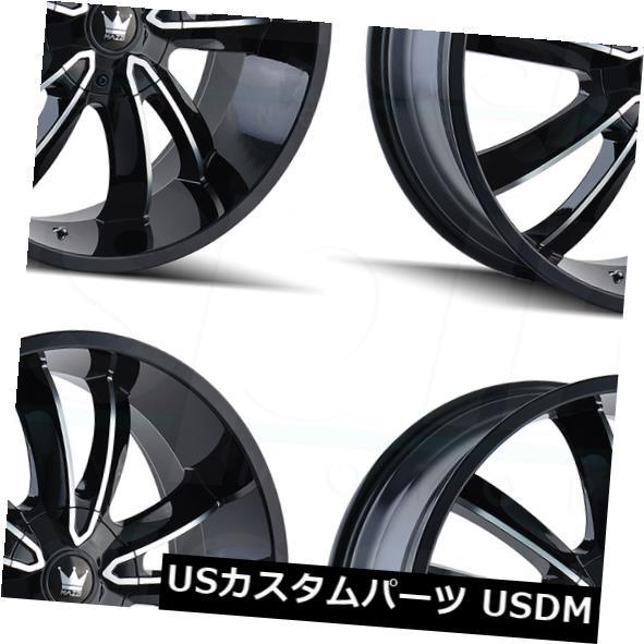 公式 海外輸入ホイール 24x9.5 Obsession Mazzi Obsession 5x5.5/ 5x139.7 5x139.7 18グロスブラック機械加工ホイールリムセット(4) Set(4) 24x9.5 Mazzi Obsession 5x5.5/5x139.7 18 Gloss Black Machined Wheels Rims Set(4), オートバレーレ:bf1778b4 --- lucyfromthesky.com