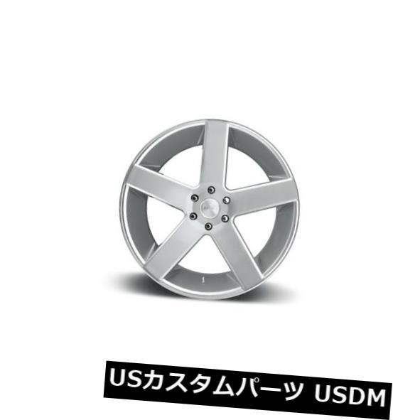 人気デザイナー 海外輸入ホイール 22x9.5 ET11ダブS218バラー5x127起毛シルバーホイール(4個セット) 22x9.5 ET11 4) (Set Dub Silver S218 Baller 5x127 Brushed Silver Wheels (Set of 4), リリータ生活倶楽部:b3dfacc1 --- lucyfromthesky.com