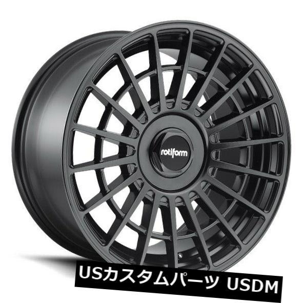 当社の 海外輸入ホイール (Set 19x8.5 ET45 Rotiform R142 Las-R 5x112 of/ Las-R 5x114.3マットブラックホイール(4個セット) 19x8.5 ET45 Rotiform R142 Las-R 5x112/5x114.3 Matte Black Wheels (Set of 4), ブランド雑貨サザンクロス:5d11bfb3 --- statwagering.com