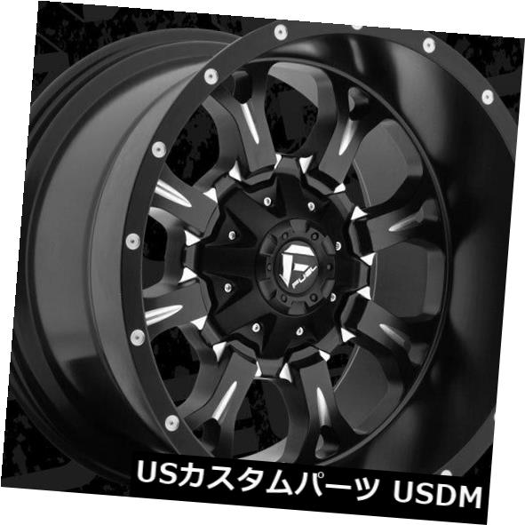 【コンビニ受取対応商品】 海外輸入ホイール 20x12 ET-44 (Set Black Fuel D517 Krank 8x170 Black Milled Fuel Wheels(4個セット) 20x12 ET-44 Fuel D517 Krank 8x170 Black Milled Wheels (Set of 4), ラブリーナッツファクトリー:3638d521 --- superbirkin.com