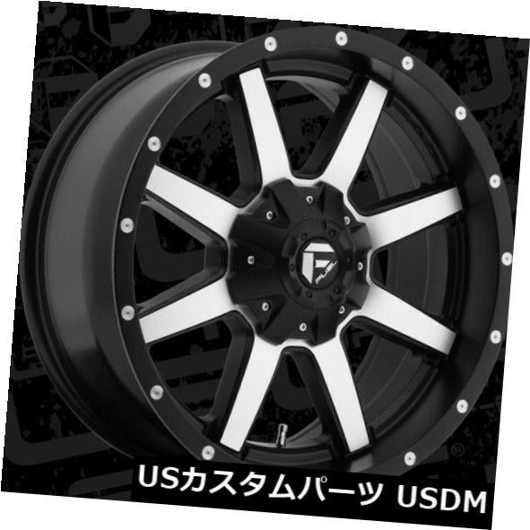 大人気の 海外輸入ホイール 20x9 ET20 D537 Fuel D537 Machined Maverick Black 5x139.7/ 5x150ブラックマシニングホイール(4個セット) 20x9 ET20 Fuel D537 Maverick 5x139.7/5x150 Black Machined Wheels (Set of 4), キタグンマグン:d87afc6d --- lucyfromthesky.com