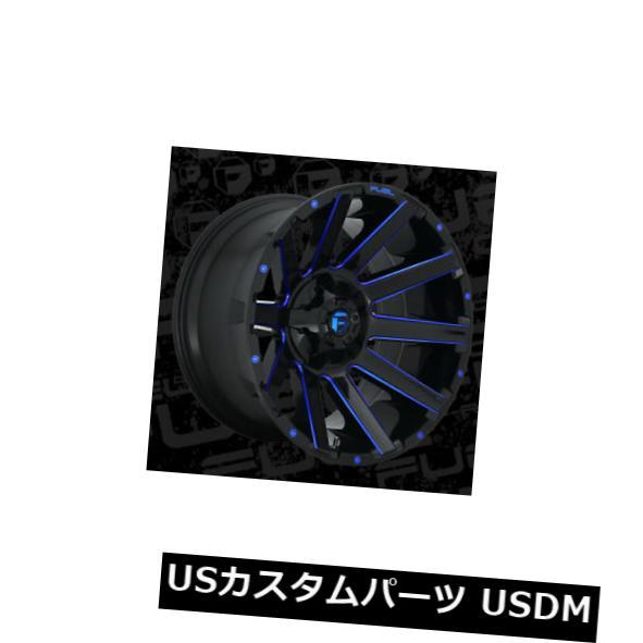 超熱 海外輸入ホイール 20x10 20x10 ET-18 Fuel D644 Contra 5x139.7/ D644 5x150 5x139.7/5x150 Black w/ Candy Blue Wheels(4個セット) 20x10 ET-18 Fuel D644 Contra 5x139.7/5x150 Black w/Candy Blue Wheels (Set of 4), ベクトル帝塚山店:a0467307 --- lucyfromthesky.com