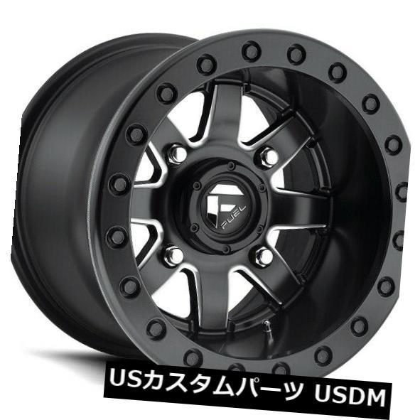 流行 海外輸入ホイール 14x7 ET13 Fuel Fuel D938 Maverick Wheels Utv 4) 4x156マットブラックホイール(4個セット) 14x7 ET13 Fuel D938 Maverick Utv 4x156 Matte Black Wheels (Set of 4), ドラマ:2c1d2189 --- medsdots.com