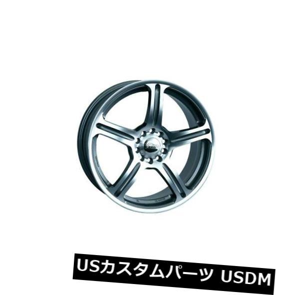 高品質の人気 海外輸入ホイール 16X7 +38 XXR of 772 5x112/ Wheels 115機械加工ホイール(4個セット) 5x112/115 16X7 +38 XXR 772 5x112/115 Machined Wheels (Set of 4), クロタキムラ:2441b84f --- online-cv.site