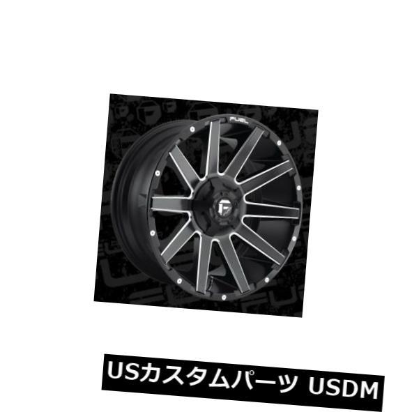 人気商品の 海外輸入ホイール 20x9 ET20 Fuel D616 (Set ET20 Contra 5x139.7/ of 5x150 Black Milled Wheels(4個セット) 20x9 ET20 Fuel D616 Contra 5x139.7/5x150 Black Milled Wheels (Set of 4), 北杜市:42bf121c --- eraamaderngo.in