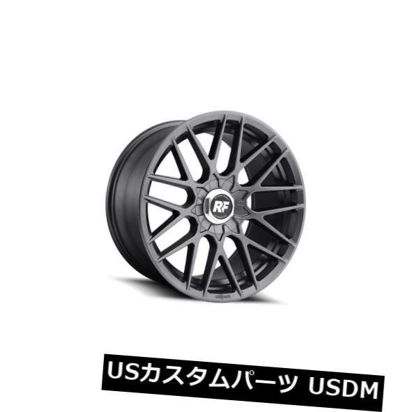男女兼用 海外輸入ホイール 18x8.5 ET45 Rotiform R141 18x8.5 Rse 5x112 Wheels/ 5x114.3無煙炭ホイール(4個セット) Anthracite 18x8.5 ET45 Rotiform R141 Rse 5x112/5x114.3 Anthracite Wheels (Set of 4), うなぎのぼり:73dc8bca --- avpwingsandwheels.com