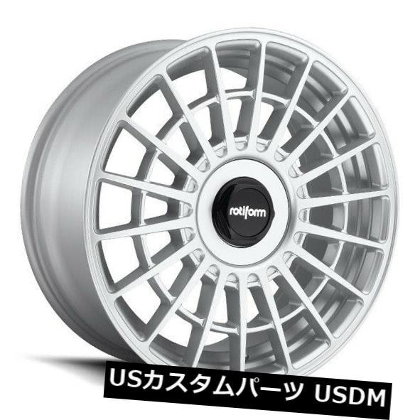 大きい割引 海外輸入ホイール Silver 17x8 ET30 Rotiform R143 Las-R of 5x100/ R143 5x114.3シルバーリム(4個セット) 17x8 ET30 Rotiform R143 Las-R 5x100/5x114.3 Silver Rims (Set of 4), 大きいサイズ レディースGoldJapan:f327df01 --- arg-serv.ru