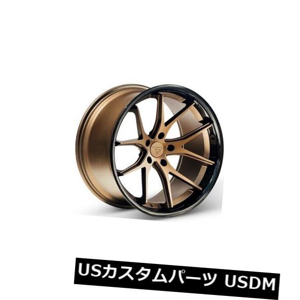海外輸入ホイール 20x9F 20x10.5R Ferrada FR2 5x114.3 25 25マットブロンズホイール 4個セット 20x9F 20x10.5R Ferrada FR2 5x114.3 25 25 Matte Bronze Wheels