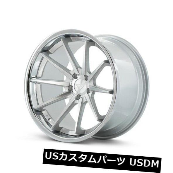 2021高い素材  海外輸入ホイール 22x9 of Ferrada 22x9 FR4 5x130 +43マシンシルバー/クロームリップホイール(4個セット) 22x9 Ferrada 4) FR4 5x130 +43 Machine Silver/ Chrome Lip Wheels (Set of 4), 漆 会津塗り 会津漆器 中山堂:aa19a9cf --- eamgalib.ru