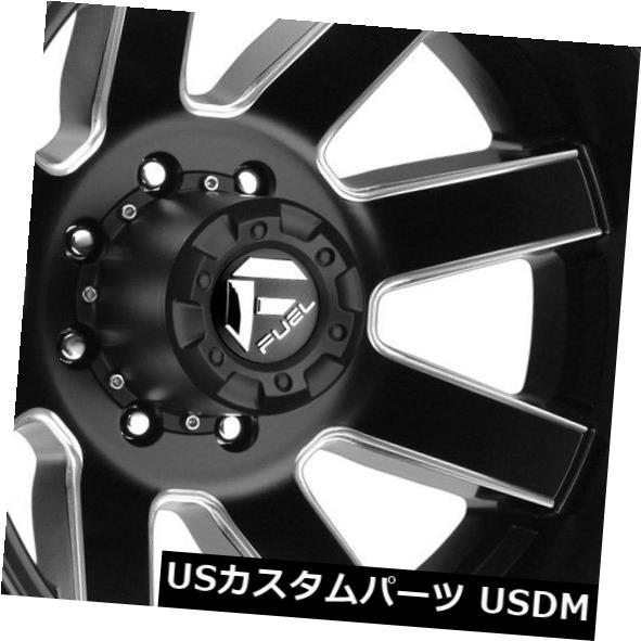 最新エルメス 海外輸入ホイール Fuel Maverick D538 20x8.25 8x200 ET-201ブラック/ミルドリム(4個セット) Fuel Maverick D538 20x8.25 8x200 ET-201 Black/Milled Rims (Set of 4), モアネット casual select f6f7113f
