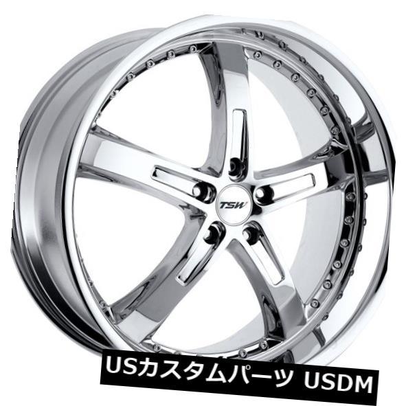 【お年玉セール特価】 海外輸入ホイール 18x9.5 18x9.5 TSW Jarama 5x120リム+20クロームホイール(4個セット) 18x9.5 TSW Jarama 18x9.5 5x120 4) Rims +20 Chrome Wheels (Set of 4), ユウバリシ:abb5d48c --- beautyflurry.com