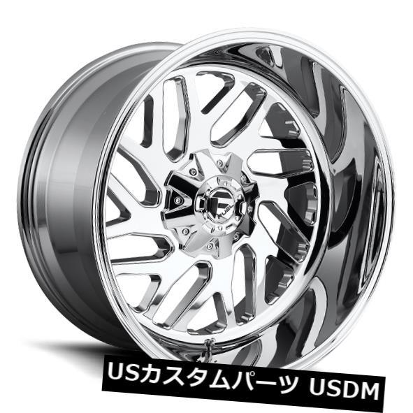 車用品 バイク用品 >> タイヤ ホイール 海外輸入ホイール 22x12フューエルD609 8x170 ET-43クロームホイール 4個セット 4 22x12 of 人気の製品 Set FUEL D609 定番から日本未入荷 Chrome Wheels ET-43