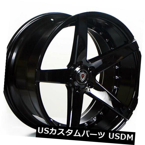 格安新品  海外輸入ホイール Rims 20 Black Concave