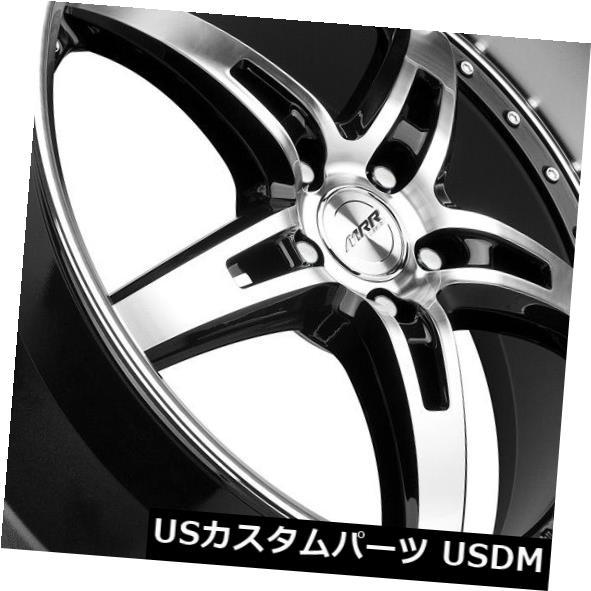 【在庫僅少】 海外輸入ホイール MRR GT5 20x10 5x114.3ブラックホイールリム(4個セット) MRR GT5 20x10 5x114.3 Black Wheels Rims (Set of 4), グルメコーヒー豆専門!加藤珈琲店 f0fe506e