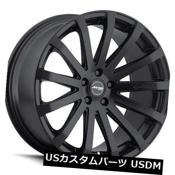 新品登場 海外輸入ホイール of 20x8.5 MRR HR9 5x114.3 Matte +35マットブラックホイールの新しいセット(4) 20x8.5 New MRR HR9 5x114.3 +35 Matte Black Wheels New Set of (4), セドナ:79634129 --- eraamaderngo.in