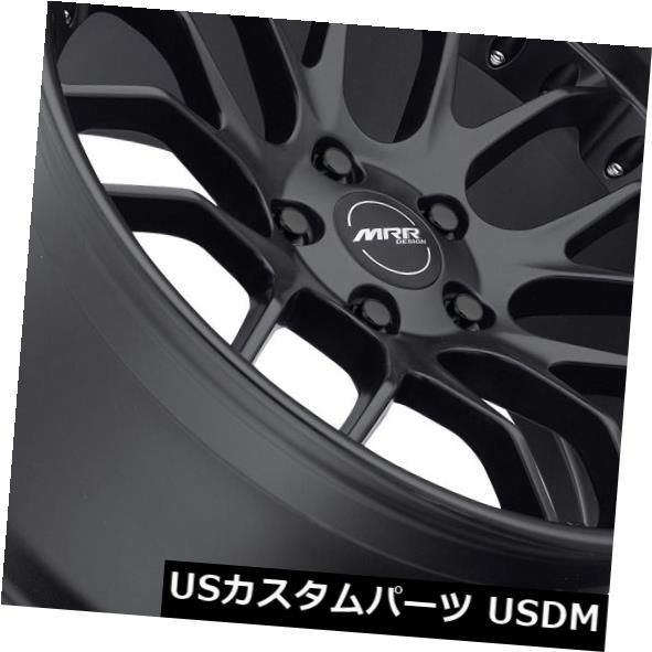 安い 海外輸入ホイール MRR GT7 20x10 20x10 (Set 5x112ブラックホイールリム(4個セット) Rims MRR GT7 20x10 5x112 Black Wheels Rims (Set of 4), Berry's:6f0ed3d2 --- bellsrenovation.com