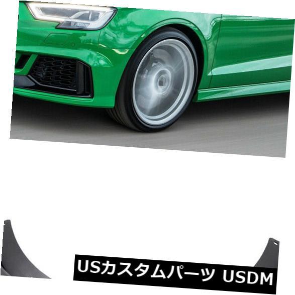 マッドガード 泥除け 4マッドフラップスプラッシュガードフェンダーカーマッドガード用アウディRS3セダン2017-2019 18 4 Mud Flaps Splash Guards Fender Car Mudguard for Audi RS3 Sedan 2017-2019 18