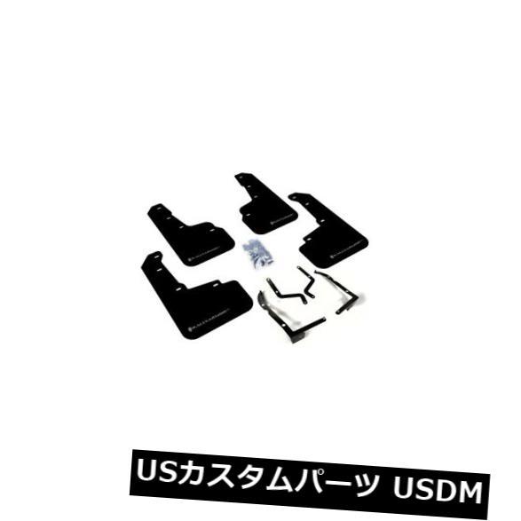 マッドガード 泥除け ラリーアーマーURマッドフラップブラック+シルバーロゴ入り18+ Crosstrek MF46-UR-BLK / SI  L Rally Armor UR Mud Flaps Black w/ Silver Logo for 18+ Crosstrek MF46-UR-BLK/SIL