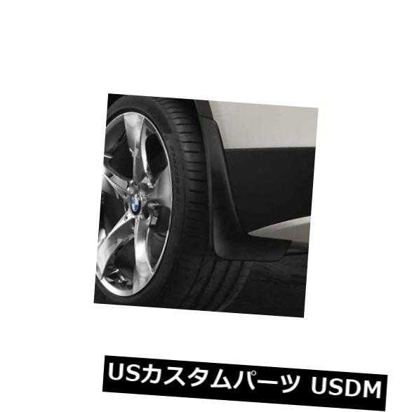 マッドガード 泥除け BMW OEMリア泥フラップ2011-2017 F25 X3 28iX、35iXモデル82162156540のフラップ BMW OEM Set of Rear Mud Flaps 2011-2017 F25 X3 28iX. 35iX Models 82162156540