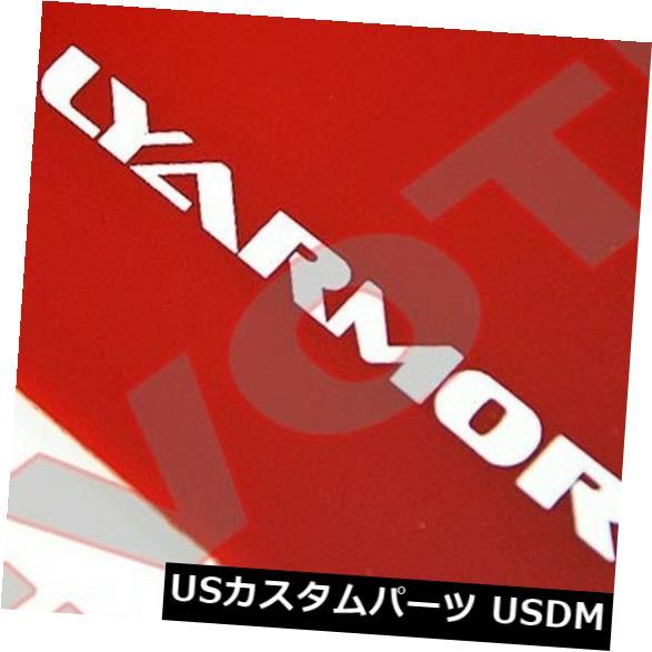 マッドガード 泥除け ラリーアーマーマッドフラップ10-18三菱アウトランダースポーツレッドw /ホワイトロゴ Rally Armor Mud Flaps For 10-18 Mitsubishi Outlander Sport Red w/ White Logo