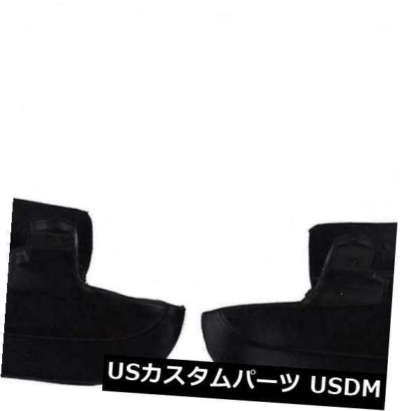 マッドガード 泥除け スプラッシュガードラバーマッドフラップリアLH + RHトヨタソルナセダン1995-2000用 Splash Guard Rubber Mud Flaps Rear LH+RH Fit For Toyota Soluna Sedan 1995-2000