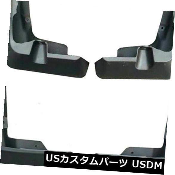 マッドガード 泥除け スバルXV 2018 Crosstrek 4本車の泥フラップスプラッシュガードフェンダーマッドガードのためのフィット Fit For Subaru XV 2018 Crosstrek 4Pcs Car Mud Flap Splash Guard Fender Mudguard