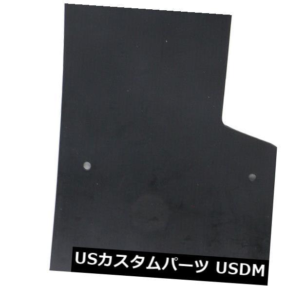 マッドガード 泥除け 後部Lh泥フラップスプラッシュガード本物の黒いすゞTFR TF KB 1995 - 2002 Rear Lh Mud Flaps Splash Guard Genuine Black For Isuzu TFR TF KB 1995 - 2002