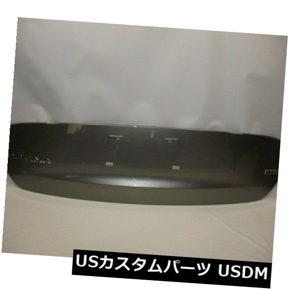 トリムパネル 2011-2013 Kia Optima GDIリアモールデッキリッドIMコードチタンシルバーメタリック 2011-2013 Kia Optima GDI Rear Molding Deck Lid IM Code Titanium Silver Metallic