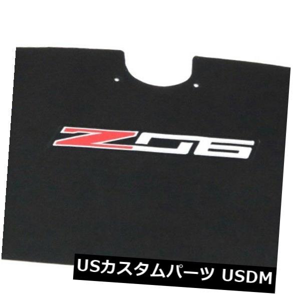 トリムパネル 2015-2018シボレーコルベットコンバーチブルデッキふたパネル84068479ブラック(ロゴ付き) 2015-2018 Chevrolet Corvette Convertible Deck Lid Panel 84068479 Black w/ Logo