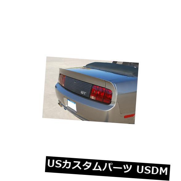 トリムパネル 2005-2009フォードマスタングデッキリッドトリムパネル(GTロゴ) - クラシックデザインコンセプト 2005-2009 Ford Mustang Decklid Trim Panel with GT Logo - Classic Design Concepts