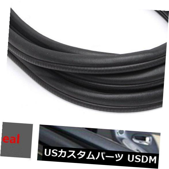 ドアピラー 6M Bタイプ車のドアの柱の窓の端のトリム成形品の保護装置のゴム製シールのストリップ 6M B Type Car Door Pillar Window Edge Trim Mouldings Protector Rubber Seal Strip