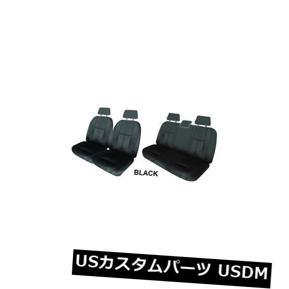 シートカバー MITSUBISHI MAGNA 03-04 B用シングルローカスタムレザールックシートカバー SINGLE ROW CUSTOM LEATHER LOOK SEAT COVERS FOR MITSUBISHI MAGNA 03-04 B