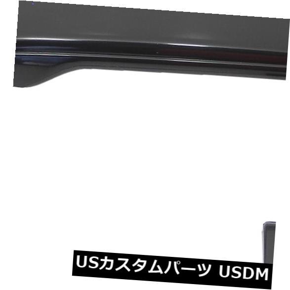 ドアノブ ドアハンドル トヨタシエナ非塗装04-10用フロントLまたはR W /鍵穴外側ドアハンドル Front L or R W/ Keyhole Outside Door Handle For Toyota Sienna Non Painted 04-10